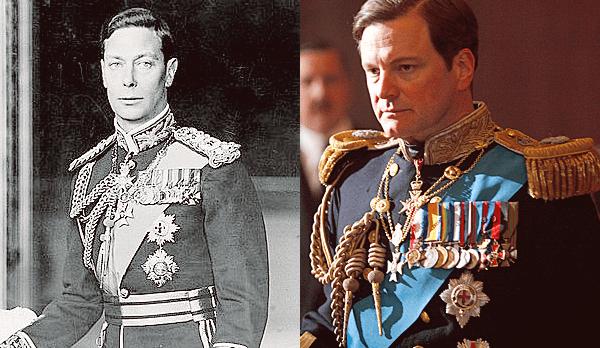 King George VI