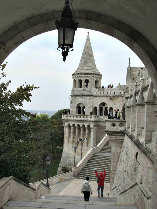 places to vist in Budapest