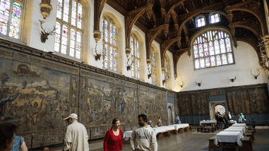 hampton court great hall