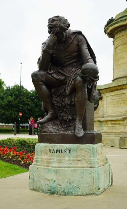 Gower Memorial Statue