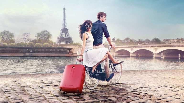 DelseyHardside Luggage