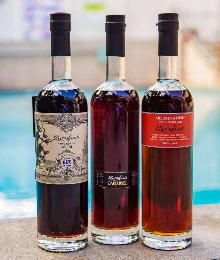 lost spirits distillery