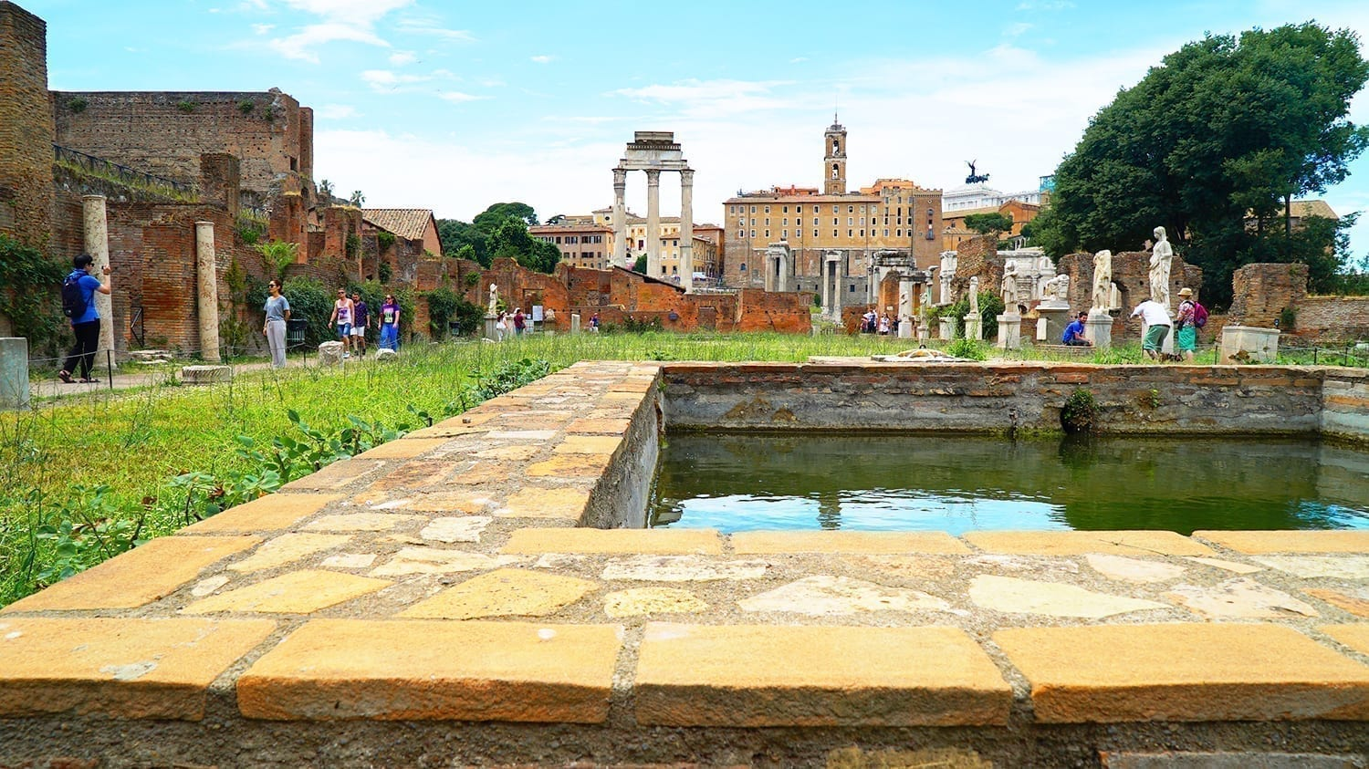 A Historic Guide to the Roman Forum and Palatine Hill - Travel HerStory