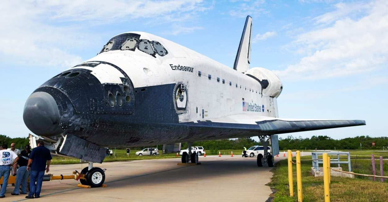 space shuttle la