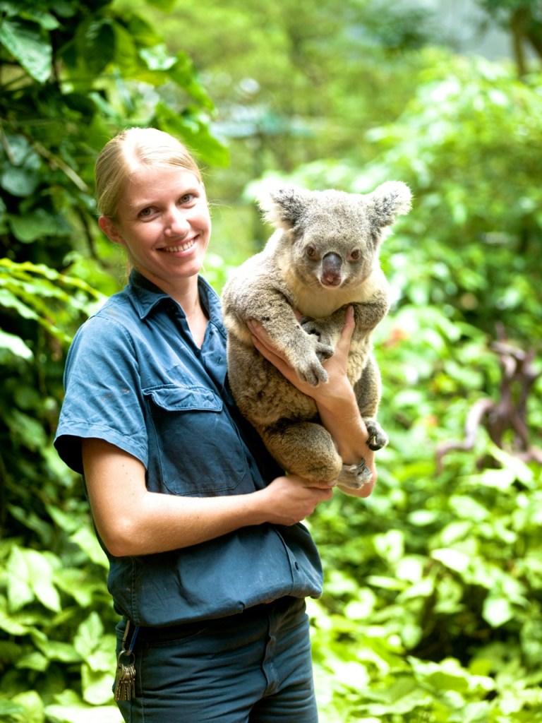 Rainforest Habitat Wildlife Sanctuary