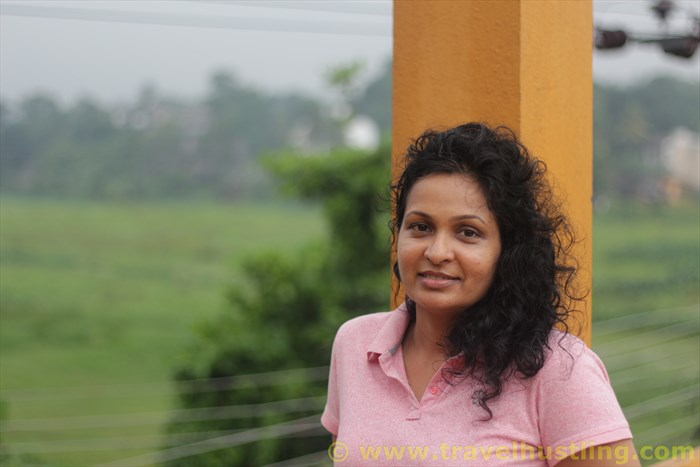 Geethani The Ultimate B&B Hostess in Sri Lanka