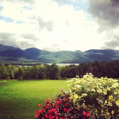 Mountain Top Inn View