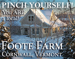 Pinch Yourself, Foote Farm, Cornwall, Vermont