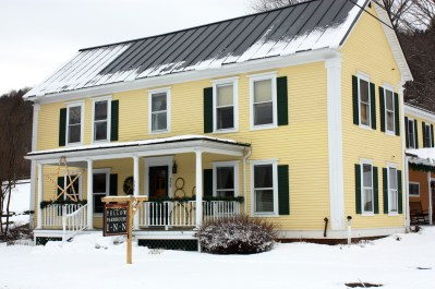 Yellow Farmhouse Inn, Waitsfield, Vermont