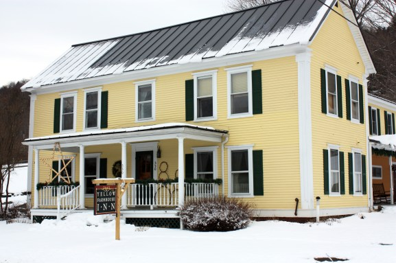 Yellow Farmhouse Inn, Waitsfield, Vermont