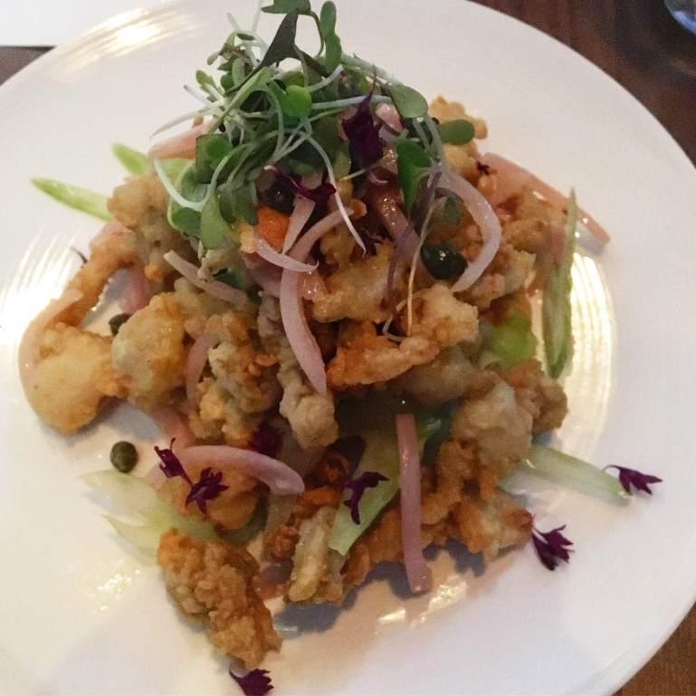 Fried Clams - Bleu Northeast Seafood