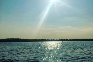 Lake Champlain - Golden Hour - Vermont Experiences