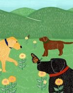 Dog Art - Made in Vermont Gift Ideas