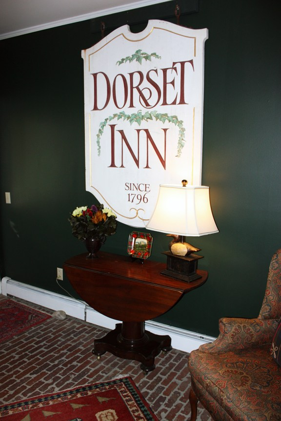 Dorset Inn Sign