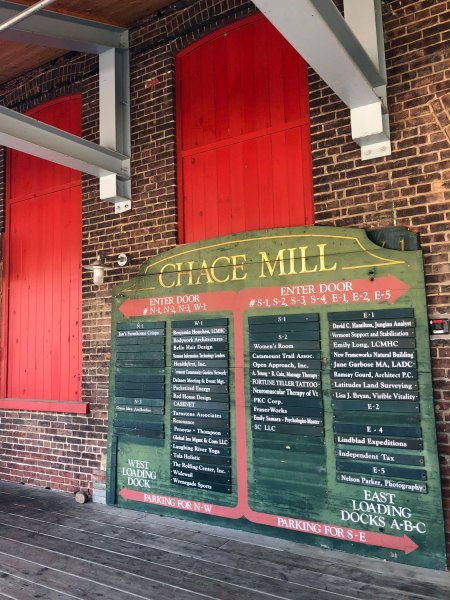 Chace Mill