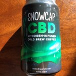 Snowcap CBD Cold Brew Coffee in Vermont