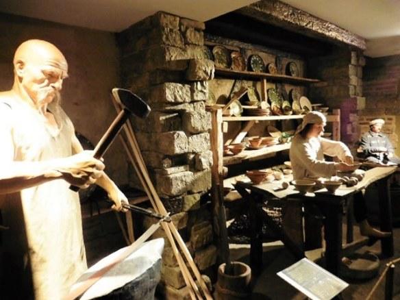 Tsarevgrad Tarnov, Wax Museum, Veliko Tarnovo
