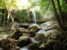 PREBRAZHENSKI ECO-TRAIL & KARTEL WATERFALLS