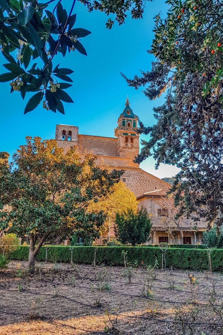 Carthusian Monastery Valldemossa Mallorca