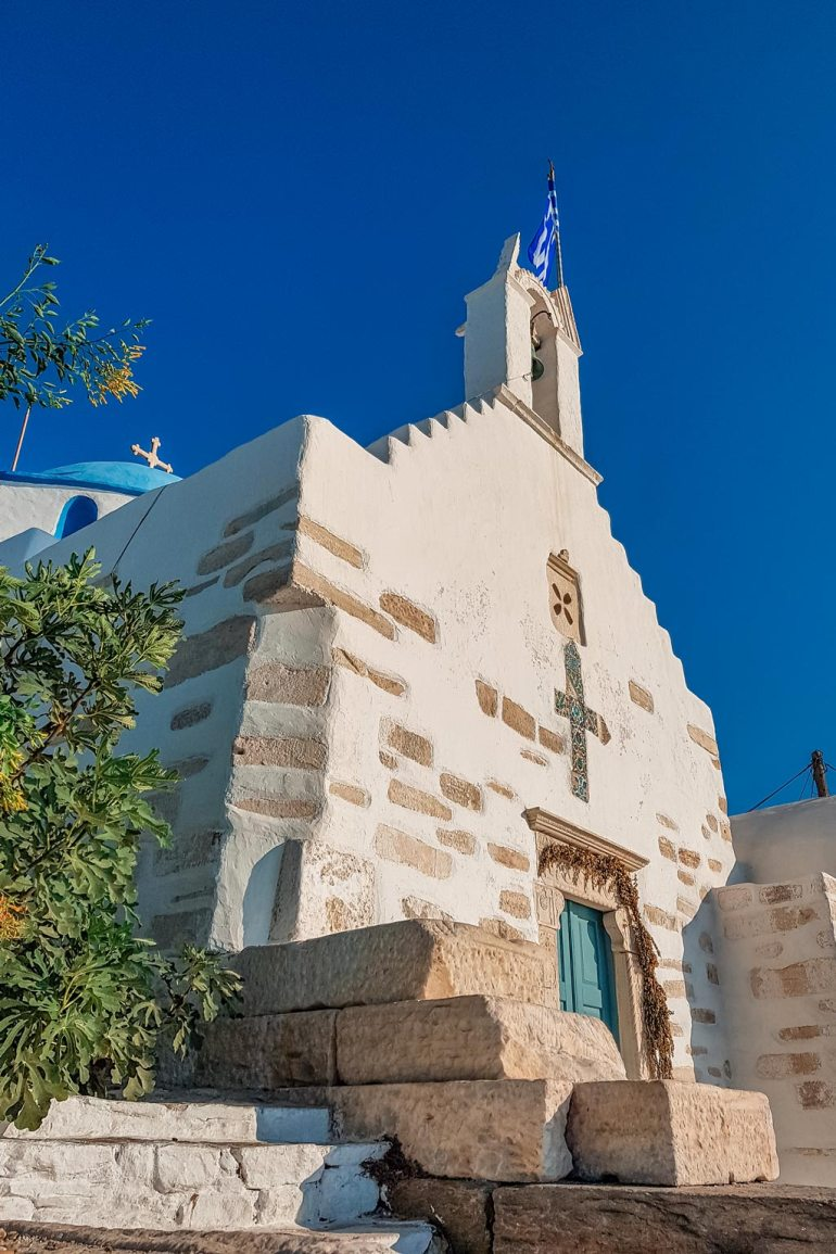 Agios Konstantinos Church Parikia Paros