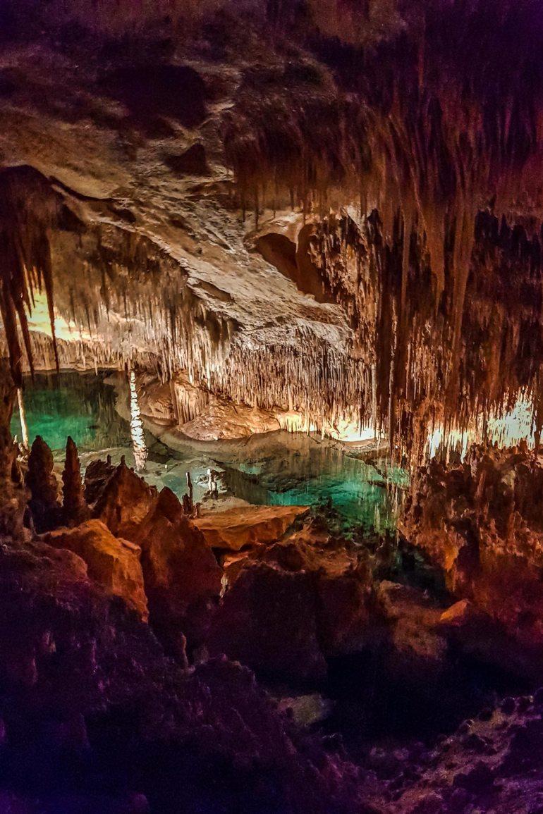 Drach Caves Mallorca