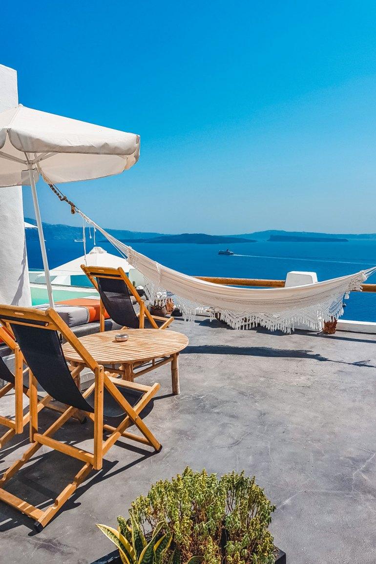 Luxury Sea View Santorini Greek Island Hoping