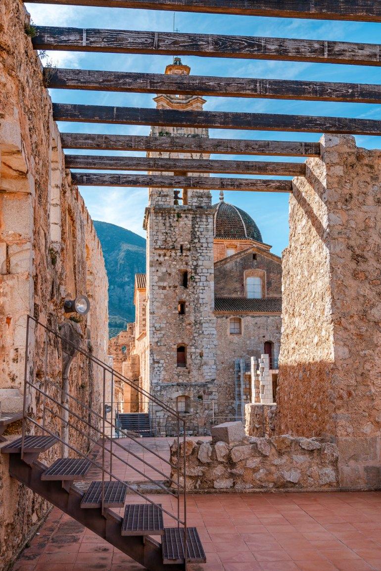 Monastery of Santa Maria de la Valldigna - Bell Tower