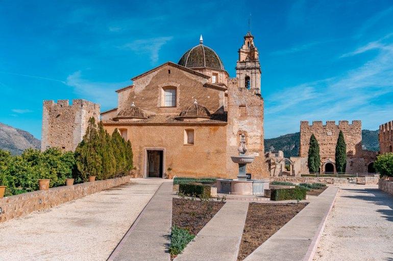 Monastery of Santa Maria de la Valldigna - Fountain