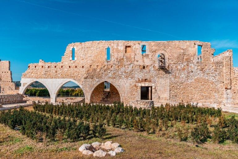 Monastery of Santa Maria de la Valldigna - Garden