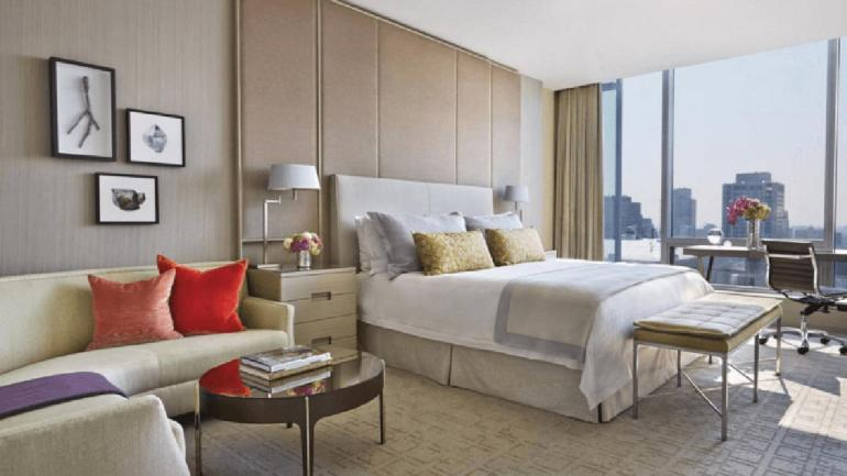 Where to stay in Toronto: The Four Seasons Yorkville