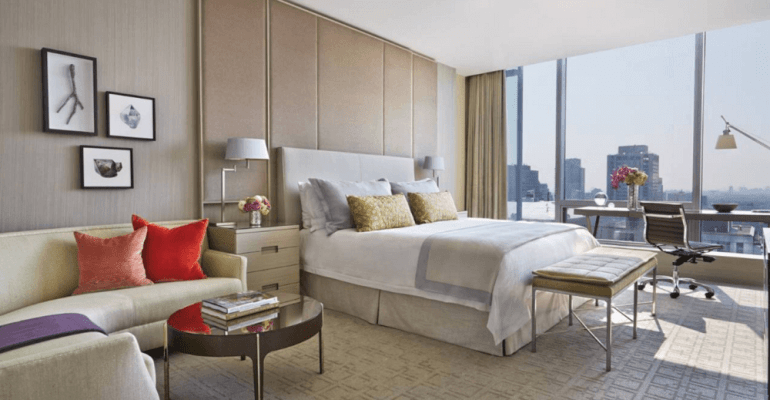 Best Luxury Hotels Toronto: Four Seasons Hotel Toronto at Yorkville