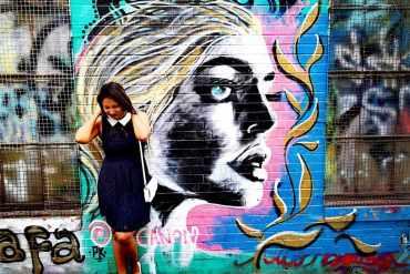 Artists of Graffiti Alley Toronto