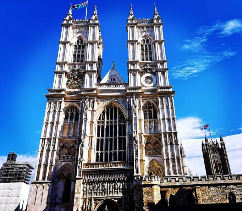 3 days in London - Day 1 of London Travel Itinerary - Westminster Abbey