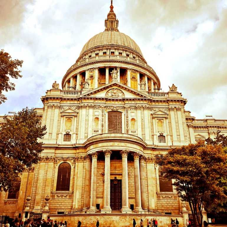 Day 2 of 3 Days in London Itinerary - St. Paul's Cathedral