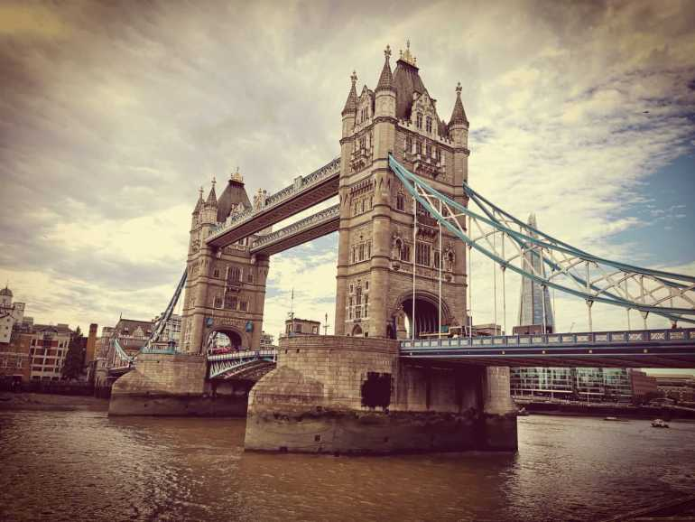 Day 2 of 3 Days in London Itinerary - Tower Bridge