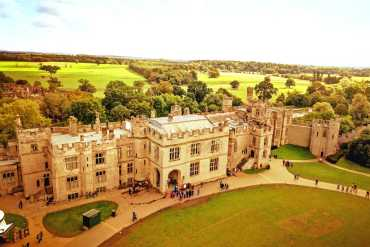 Day Trip from London By Train: Warwick Castle