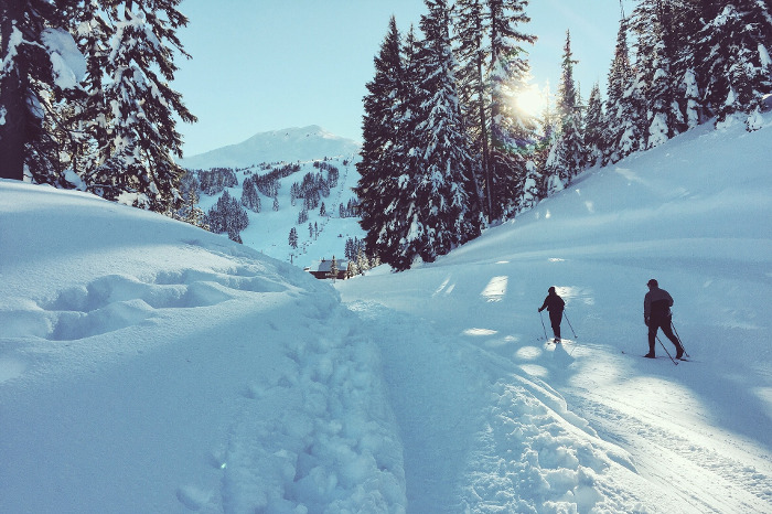 Best places to visit in winter: Central Oregon, USA