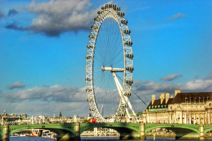 Best places to visit in winter - London, UK