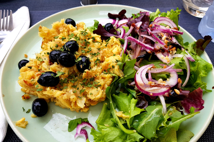 Best seafood dishes around the world - Bacalhau Bras , Portugal