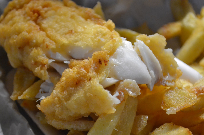 Best seafood dishes in the world - Fish and Chips, UK
