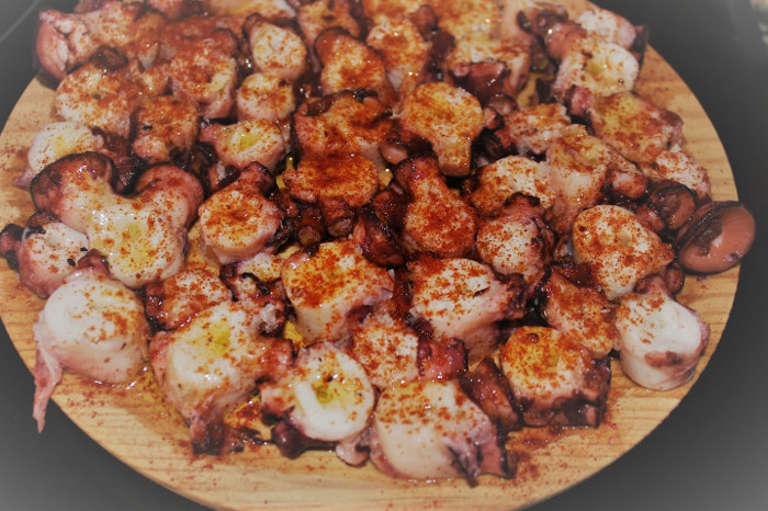 Best seafood dishes around the world - Pulpo a la Gallega, Spain