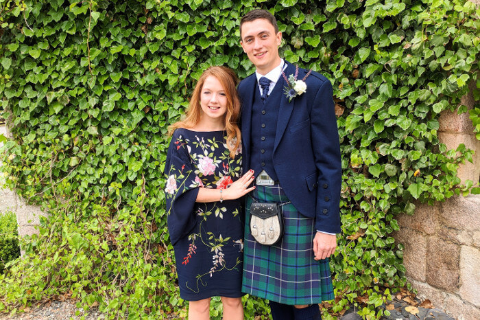 Traditional dress around the world - Kilt, Scotland