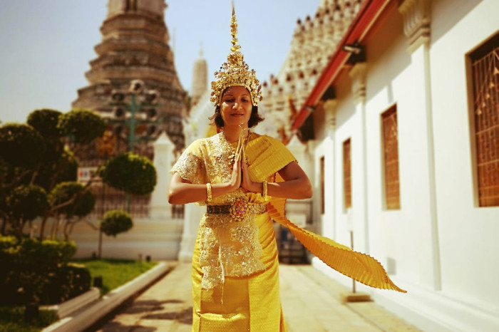 Traditional dress of Thailand - Chut Thai