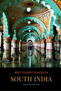 Best tourist places in South India. #SouthIndia #TouristPlacesSouthIndia #India