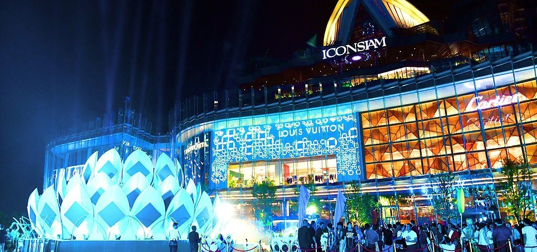 Best Shopping Mall in Bangkok - ICONSIAM