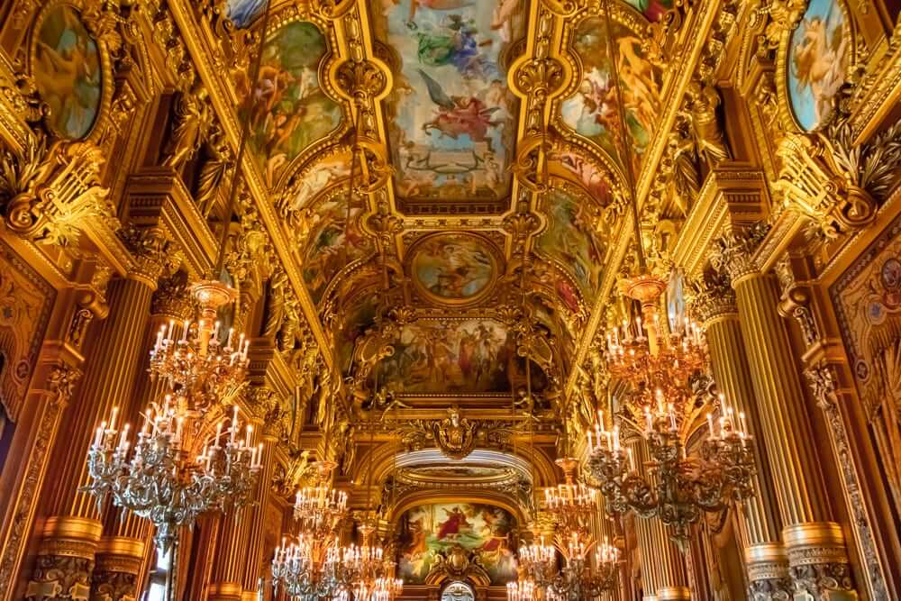 What to see in Paris - Palais Garnier