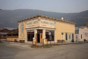 Klondike Kate at Dawson City, Yukon