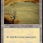 5 Philippine Landscapes as Magic Cards
