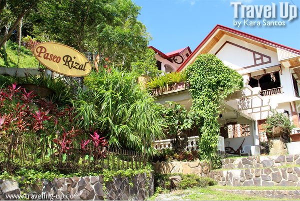 travel guide tanay rizal travel up