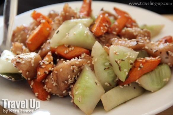 10. dong bei - chicken